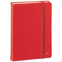 Carnet ligné à couverture rigide Habana Quo Vadis, rouge, format A5 (6 1/4 po x 9 po)