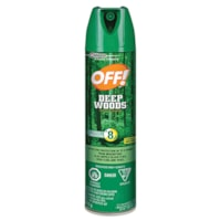 Off! Deep Woods 3 Insect Repellent, 230 g Aerosol Spray