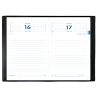 Quo Vadis Notor Refillable 12-Month Daily Planner, 4 3/4