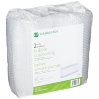 Grand & Toy Bubble Wrap Cushioning, Low Weight, 12