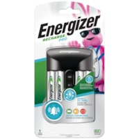 Energizer Pro Charger with 4