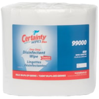 Certainty Plus Fragrance-Free Disinfectant Wipes