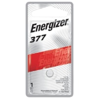 Energizer 377 Button Cell Battery, 1/PK