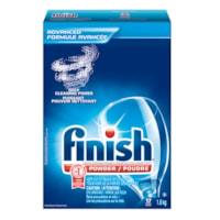 Détergent pour lave-vaisselle formule avancée Finish