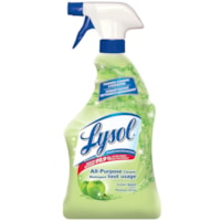 Lysol All Purpose Cleaner, Green Apple Scent, 650 mL