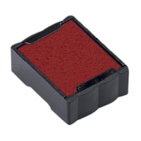 Trodat S-Printy Small-Size Red Stamp Replacement Pads, 2/Pk
