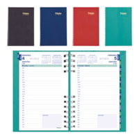 Blueline CoilPro 12-Month Daily Planner, 8