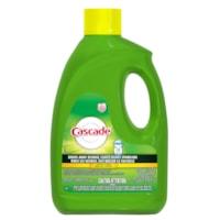 Cascade Gel Dishwasher Detergent, Lemon Scented, 3.51 L
