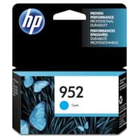 HP 952 Cyan Standard Yield Ink Cartridge (L0S49AN)