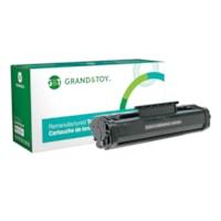 Grand & Toy Remanufactured HP 06A Black Standard Yield Toner Cartridge (C3906A)