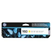 Cartouche d'encre à rendement standard HP PageWide 980 (D8J09A), jaune