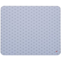 3M Precise Mouse Pad with Repositionable Adhesive Backing, Grey, 8 1/2
