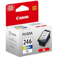 Canon CL-246 XL High Yield Colour Inkjet Cartridges (8280B001)
