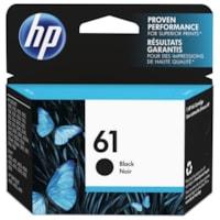 HP 61 Black Standard Yield Ink Cartridge (CH561WN)
