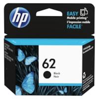 HP 62 Black Standard Yield Ink Cartridge (C2P04AN)