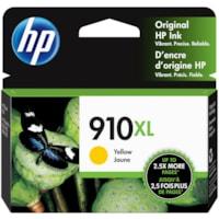 HP 910XL Yellow High Yield Ink Cartridge (3YL64AN)