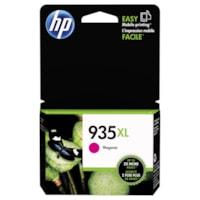 HP 935XL Cartouche d'encre magenta à rendement élevé d'origine (C2P25AN)