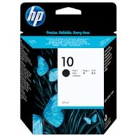 HP 10 Cartouche d'encre noire d'origine (C4844A)