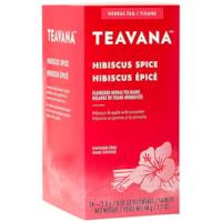 Teavana Tea Sachets, Hibiscus Spice, 2.0 g, 24/BX