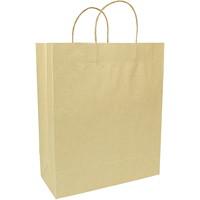 Gunther Mele Paper Bags, Brown Kraft, 13