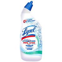 Nettoyant désinfectant pour cuvettes Hydrogen Peroxide Action Lysol, parfum de brise printanière, 710ml