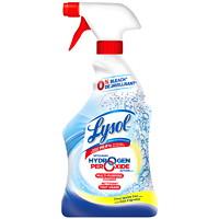 Lysol Hydrogen Peroxide Multi-Purpose Disinfectant and Cleaner, Citrus Sparkle Zest, 650 mL