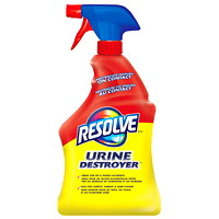 Resolve Urine Destroyer Carpet Cleaner, 946 mL