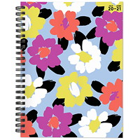 TF Publishing 12-Month Medium Academic Weekly/Monthly Planner, 6 1/2