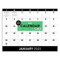 TF Publishing Basic Utility Desk Pad Calendar, 22