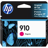 HP 910 Magenta Standard Yield Ink Cartridge (3YL59AN)