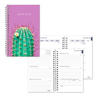 Blueline 13-Month Weekly/Monthly Academic Planner, 8