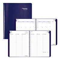 Blueline 13-Month Weekly/Monthly Academic Planner, 11