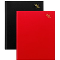 Letts Principal 12-Month Daily Planner, 10 1/4