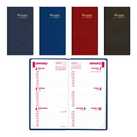 Brownline 12-Month Weekly Pocket Planner, 6