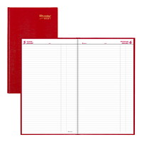 Brownline 12-Month Daily Planner 13 3/8