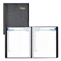 Blueline 12-Month Daily Planner, 11