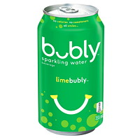 BUBLY PÉTILLANTE LIME 12X355ML