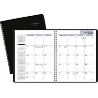 At-A-Glance 12-Month Monthly Planner, 9 1/8