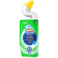 Scrubbing Bubbles Extra Power Gel Toilet Bowl Cleaner, Rainshower Scented, 710 mL