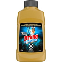 Drano Kitchen Gel Clog Remover, 473 mL