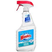 Windex Multi-Surface Cleaner with Vinegar, Trigger Sprayer, 765 mL