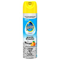 Pledge Granite and Marble Cleaner and Polish, Aerosol Spray, 275 g
