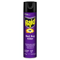 Raid Bed Bug Killer, Aerosol Spray, 350 g