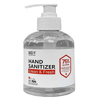 Crownhill SGT Skynworks Gel Hand Sanitizer, 75% Alcohol Content, 500 mL