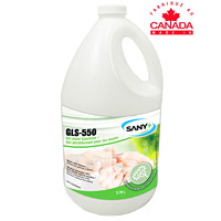 Sany+ Hand Sanitizer, 70% Alcohol Content, 3.78 L, 4/CS