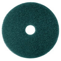 3M 5300 Floor Cleaner Pads, Blue, 17