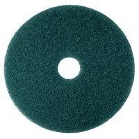 3M 5300 Floor Cleaner Pads, Blue, 17
