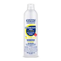 Désinfectant en vaporisateur avec valve à poche Germ Buster zytec, 400ml