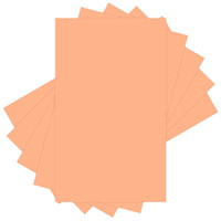 EarthChoice Colors Multi-Purpose Paper, Salmon, Legal Size, 500 Sheets/Ream