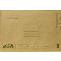 Enveloppes matelassées autocollantes en papier kraft Earth Hugger, nº5, 101/2po x 15po, caisse de 25